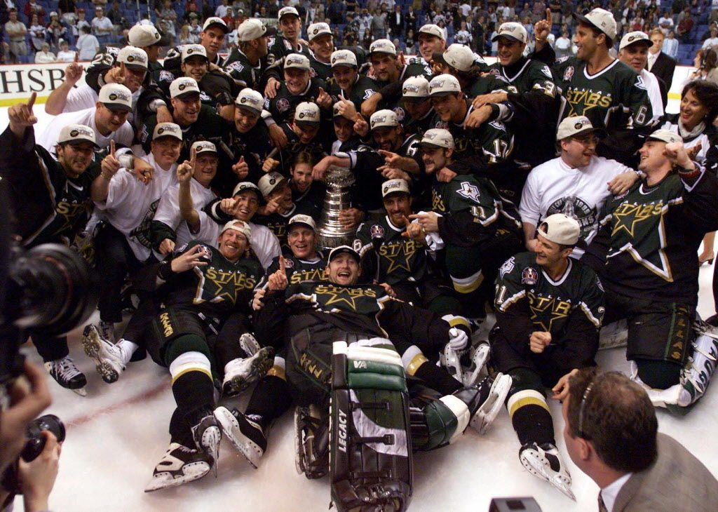20 Years Later, The Dallas Stars' Only Stanley Cup Victory