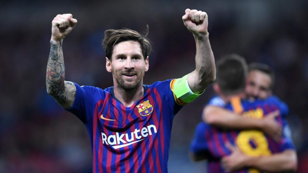 The Highest Paid Soccer Stars Of 2019