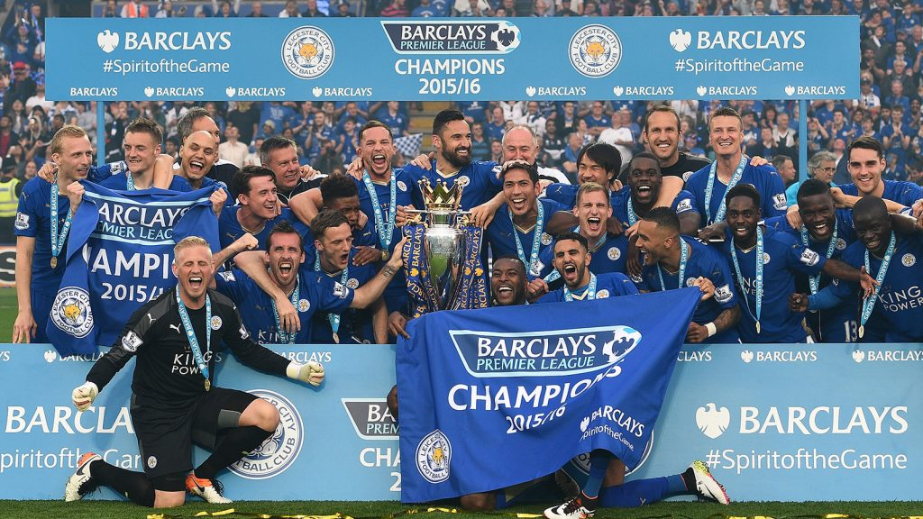 How Leicester City Became One Of The Best Underdog Stories Of All Time