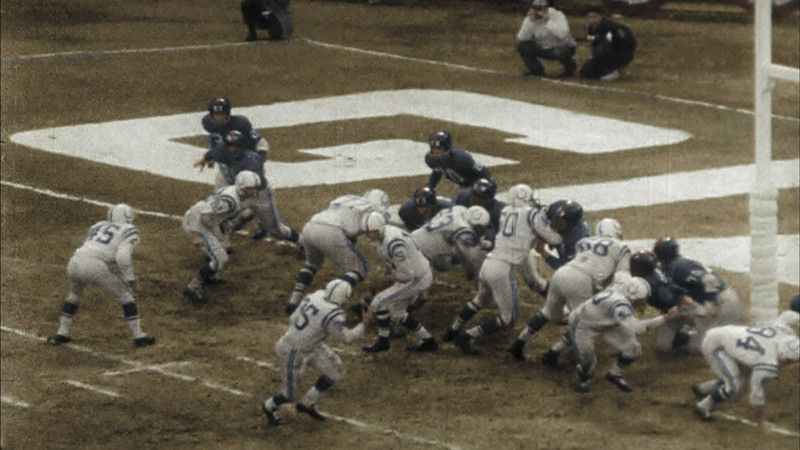 Baltimore Colts Vs. New York Giants – The Greatest Game Ever Played