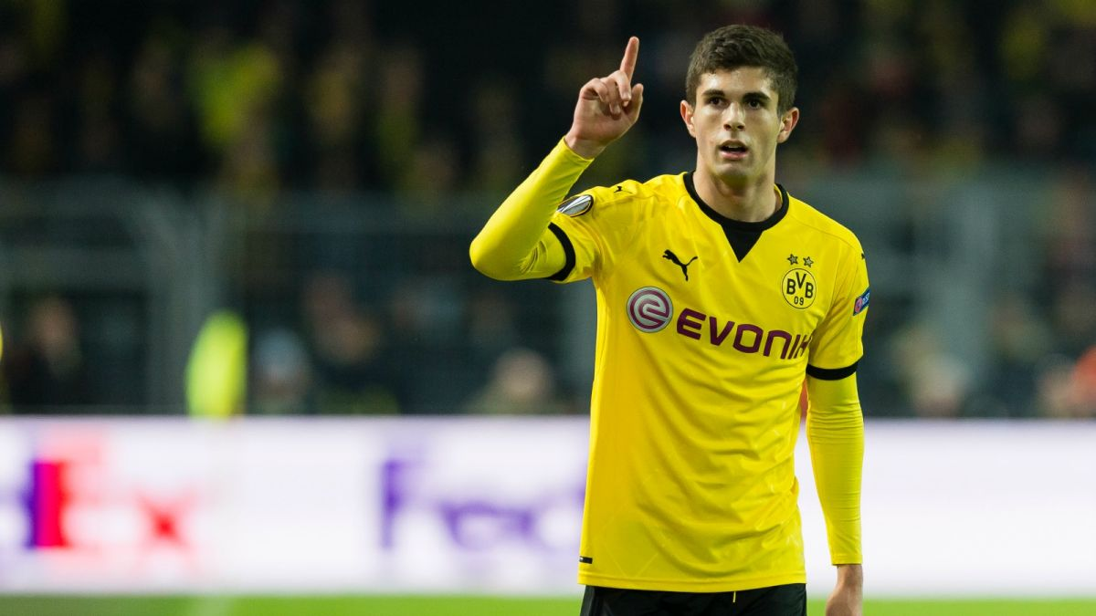 The Story Of Christian Pulisic And His Journey To The English Premier League