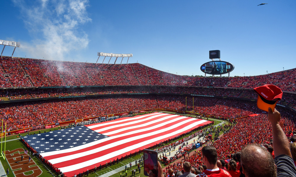 NFL Stadiums With The Best Fans And Atmosphere