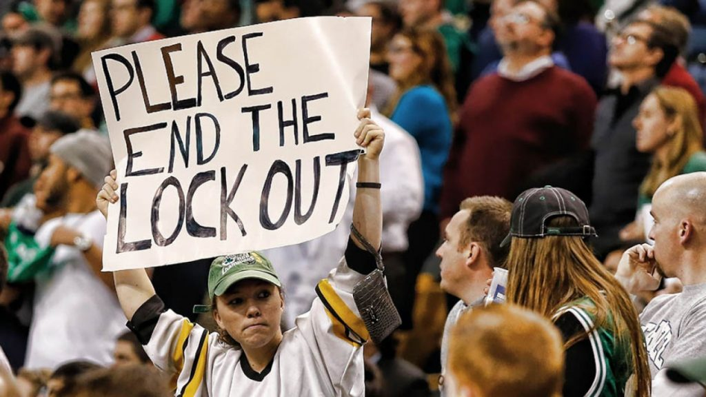 Why The NHL Players Have Gone On Strike So Often