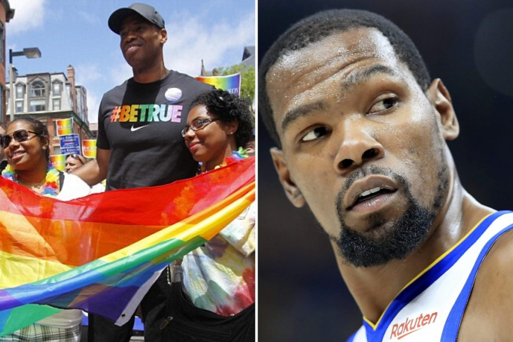 NBA Players Who Make The LGBT Community Proud