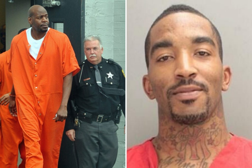 NBA Players Who Actually Went To Prison