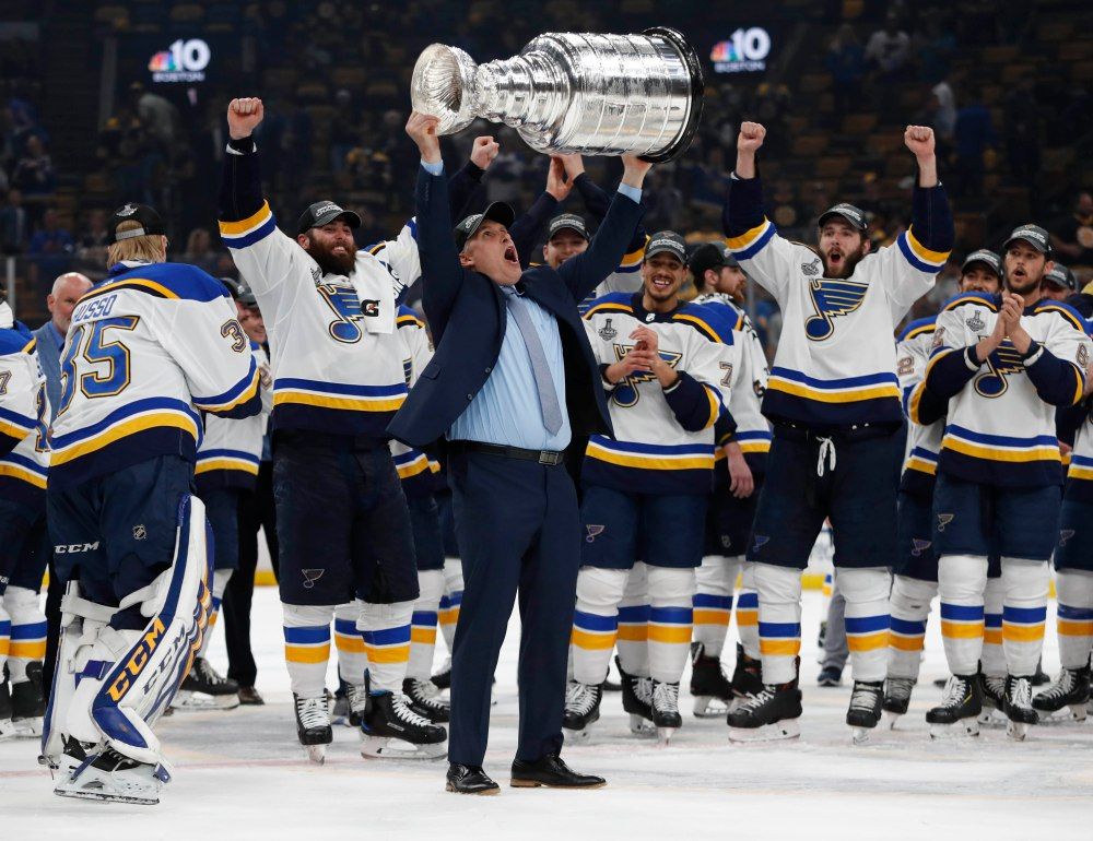 Can the St. Louis Blues Win Back to Back Stanley Cups