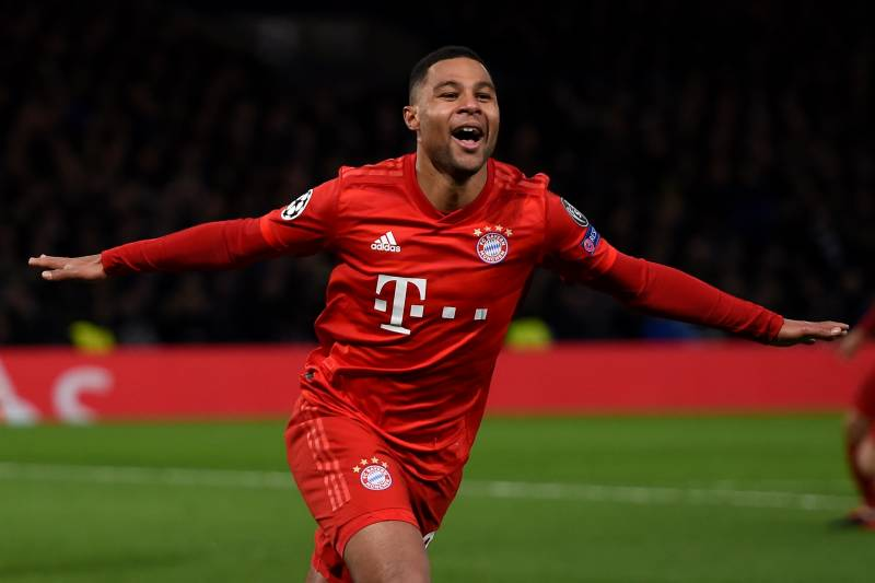 Serge Gnabry, the German Soccer Star Proving His Doubters Wrong