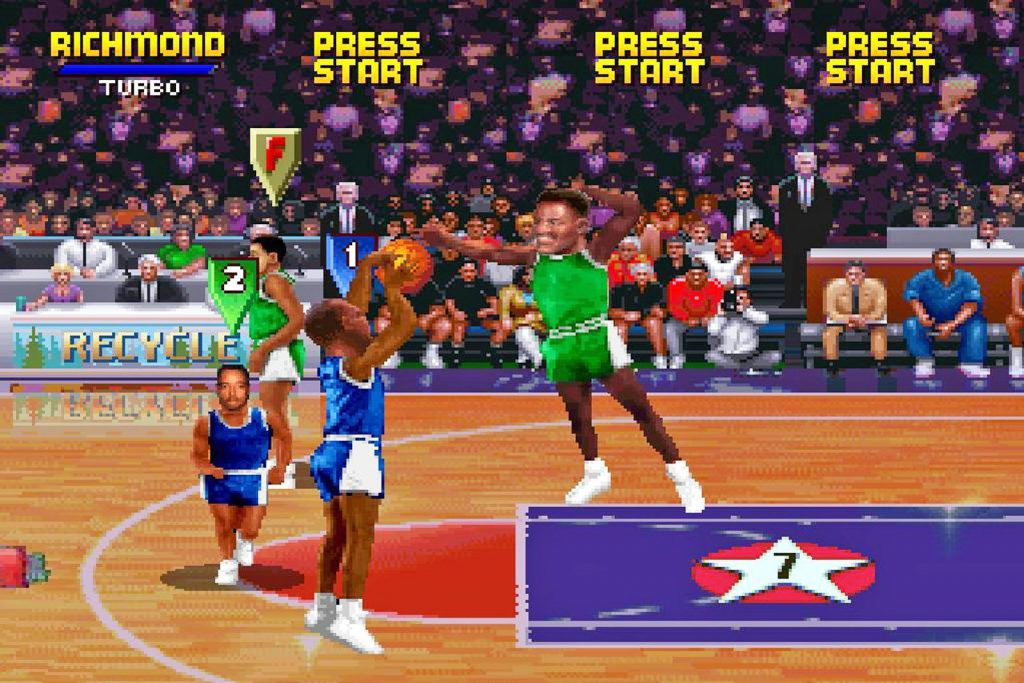 The Most-Loved NBA Video Games Of All Time