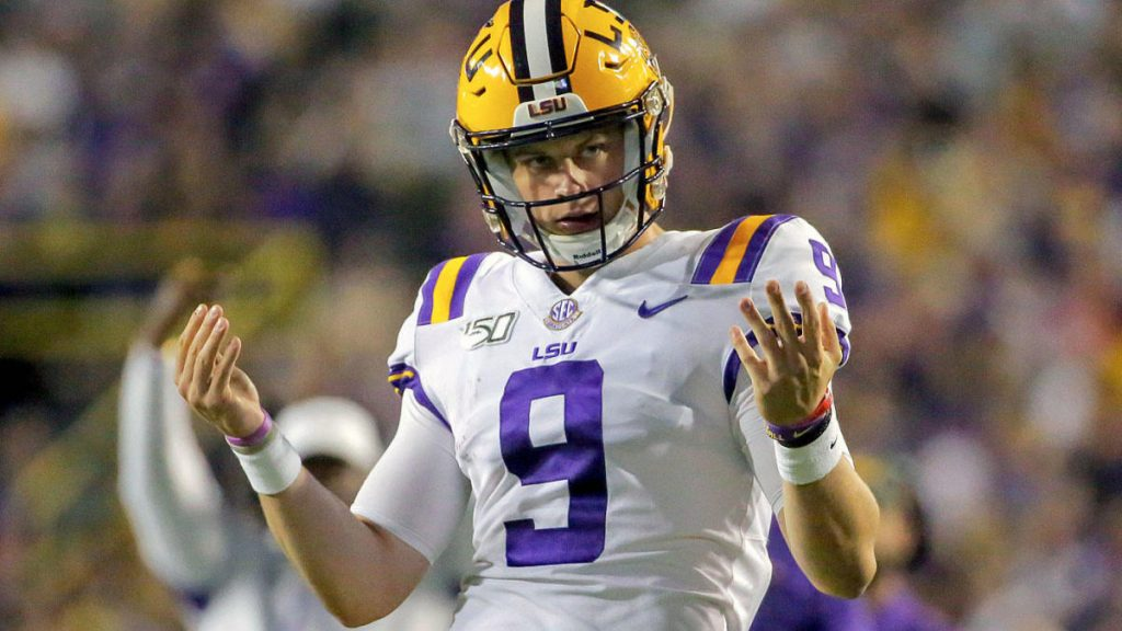 Why Do People Care so Much About the Size of Joe Burrow's Hands?