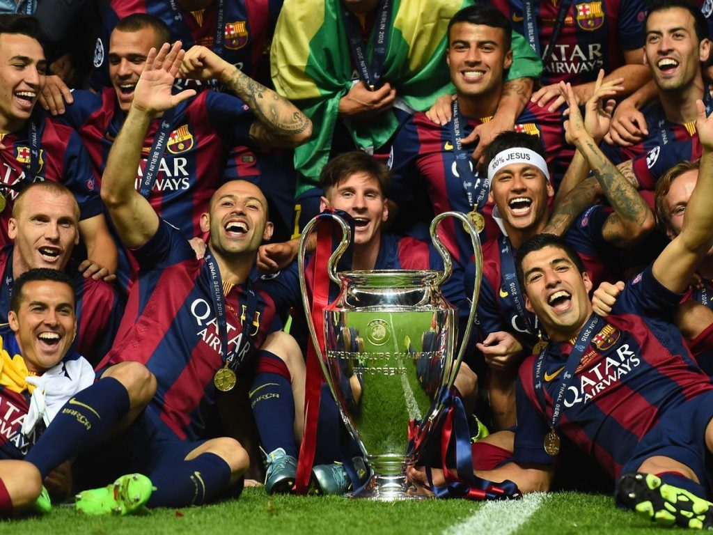 The Most Successful European Champions League Teams