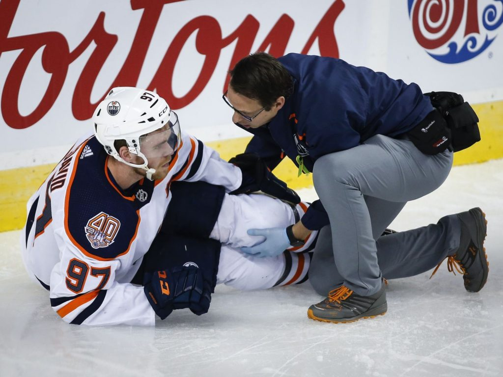 How NHL Star Connor McDavid Battled Through A Horrific Injury To Remain A Fan-Favorite