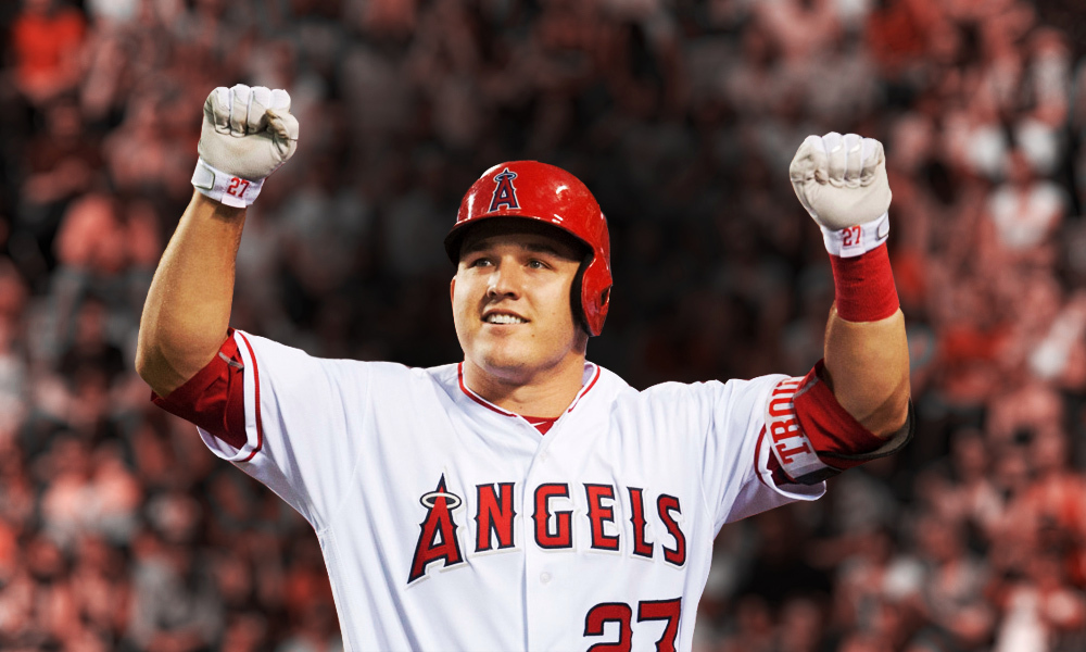 Why The $426.5 Million Contract For Mike Trout Is Not A Gamble For The Angels
