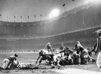 The Greatest Game Ever Played: Reliving The First-ever Televised Football Game