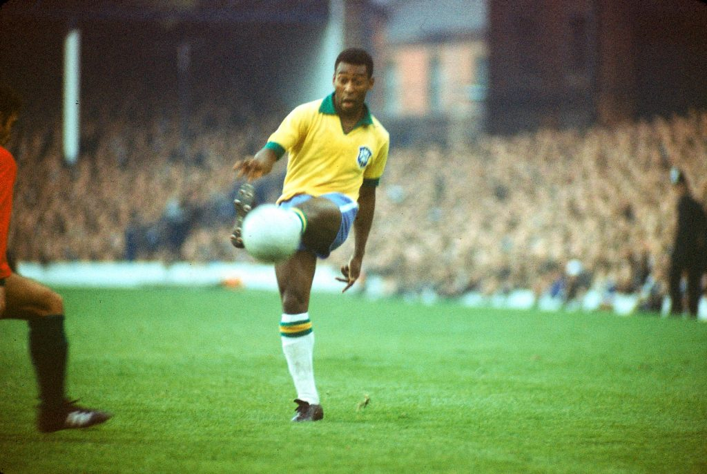 Amazing Facts About Brazilian Soccer Superstar Pele